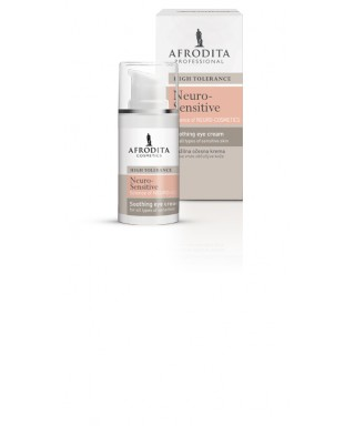 Neuro sensitive Afrodita blažilna očesna krema 15ml