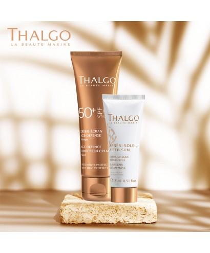 Zaščitna krema za obraz Thalgo 50SPF 50 ml +gratis maska after sun
