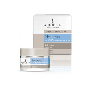 Hyaluron 24 h krema za suho kožo 50ml