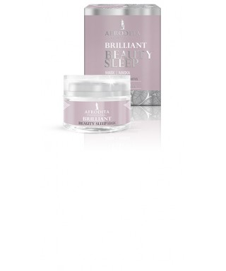 BRILLIANT beauty sleep maska 50ml