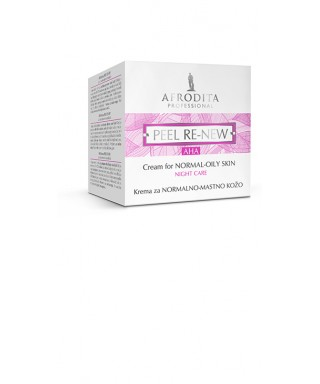 PEEL Renew AHA krema za normalno/mastno kožo 50ml