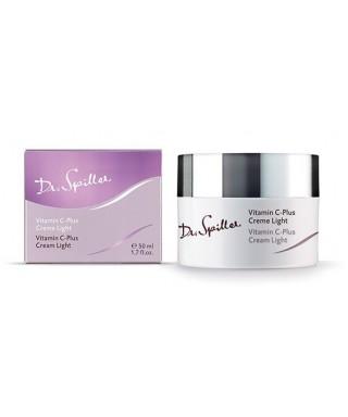 Dr. Spiller Vitamin C-Plus lahkotna dnevno-nočna krema za obraz 50ml